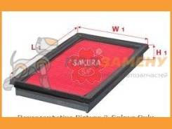 Фильтр воздушный Sakura / A1818. Гарантия 6 мес. Sakura A1818 A1818