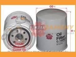 Фильтр масляный Sakura C10081 C10081