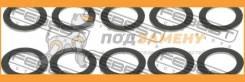 Кольцо Уплотнительное Сливной Пробки (10 шт в упаковке) Febest / Ringol035PCS10