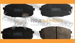 Колодки Тормозные Передние Febest / 1201Cretf