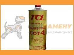 Тормозная жидкость DOT4, 1л TCL / 00833