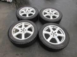 Комплект зимних колёс на литье б/п по РФ 225 50 17 DE-139