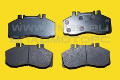 Колодки тормозные /County, HD65-78, DW Lestar передние дисковые (L=175) (оригинал) [581605K300] 581605K300
