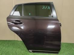 Дверь задняя правая G3U Subaru Impreza/XV GP7 GPE 2012-2017гг