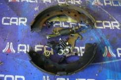 Колодки ручника Toyota Caldina, правый задний