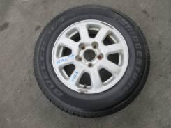 Запасное колесо зимнее на литье б/п по РФ 175/80 R15 DE-167