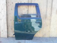 Дверь боковая задняя контрактная L Toyota Funcargo NCP20 8372