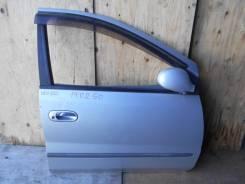 Дверь боковая передняя контрактная R Nissan Tino HV10 8394