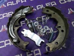 Колодки ручника Toyota Crown, левый задний 4659022040
