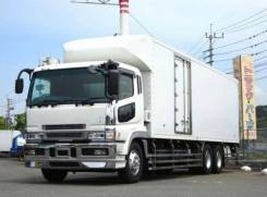 Mitsubishi Fuso Super Great FU. Рефрижератор, 12 600 куб. см., 12 600 кг. Под заказ