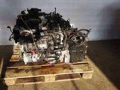 Двигатель Ягуар 2.0P Ingenium E-PACE AWD