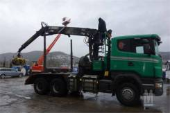 Scania R500. , 13 000куб. см., 40 000кг., 6x4. Под заказ