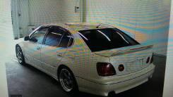 Задний бампер тюнинг toyota Aristo JZS160 161 Lexus GS300