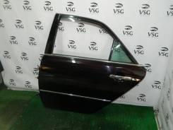 Дверь задняя левая Toyota Mark2 JZX110 GX110 x11 3p6 |VSG|