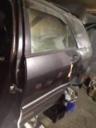 Дверь левая задняя Toyota Harrier MCU10W