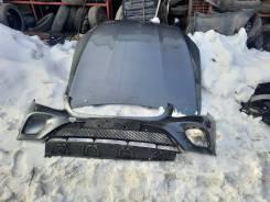 Бампер передний Mercedes Benz GLC X253 2018 AMG под парктроник