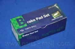 Колодки Тормозные Дисковые Kia K5(Tf) 581012ta00 Parts-Mall арт. pkb-036