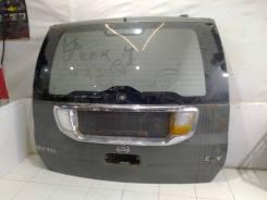 Дверь багажника в сборе со стеклом. [6301000K00] для Great Wall Hover [арт. 521800]