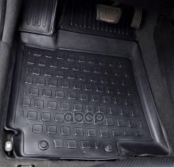 Коврики Салона Полиуретан Черный Hyundai Solaris/Accent Iv Седан 2010- 3d Агатэк A.005.10. Pl АгатэК арт. A.005.10. PL