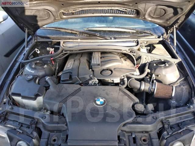 Двигатель BMW 3 E46, 2002, 1.8 л, бензин (N42B18A)