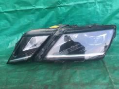 Фара левая Skoda Octavia A7 Шкода Октавия LED