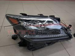 Фары светодиодные стиль 16+ Lexus LX570 12-15 Видео.