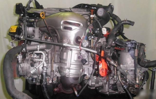 Двигатель 2AZ-FXE для Toyota Estima II