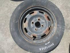 Колесо Dunlop 165/70 R13, диск R13, 4х100 ECO EC201