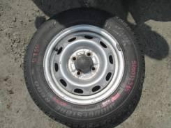 Колесо Brigestone 155 R13 LT, диск R13, 4х100 R-600