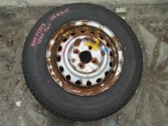 Колесо Brigestone 165 R13 LT, диск R13, 4х100 RD-605 Steel