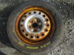 Колесо Yokohama 215/65 R16, диск R16, 5х114,3 A SPEC A349