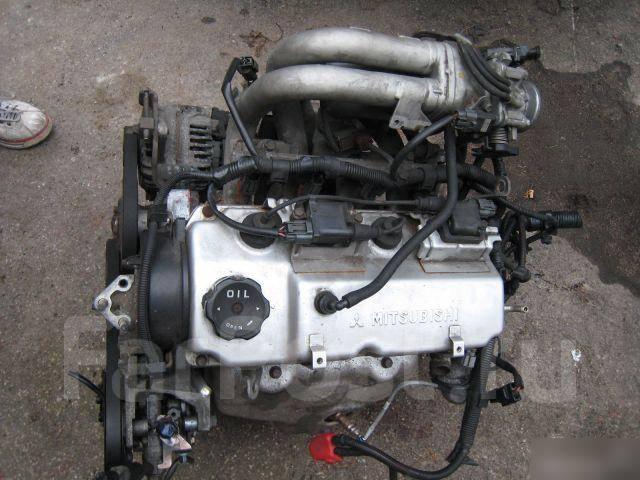 Двигатель 4G18 для Mitsubishi