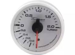 Датчик давление турбины до 2.0 BAR, 2 цвета подсветка (60мм) Depo Racing WBL6001W Depo Racing