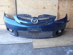 Бампер передний контрактный Mazda Premacy CREW 8561