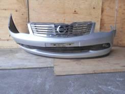 Бампер передний контрактный Nissan BluebirdSylphy KG11 8621