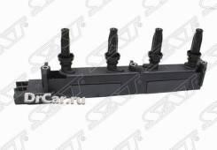Катушка зажигания Citroen C4/C5 04- Peugeot 206/307/406/407/607/806 модуль SAT [ST597098]