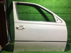 Дверь белая (040) передняя правая Toyota Vista SV55