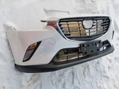 Бампер передний Mazda CX-3 Оригинал Япония