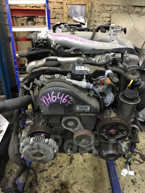 Двигатель Toyota 2jz-fse в разбор Crown Brevis Mark2 Verossa