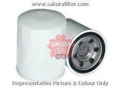 Фильтр Масляный! Mazda 323/3/626, Nissan Primera 1.3-2.2 89 Sakura арт. C1711 C1711sak_ C1711
