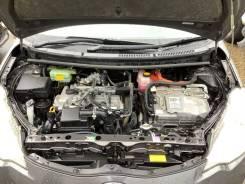 Двигатель Toyota Aqua NHP10 1NZ-FXE 1G3