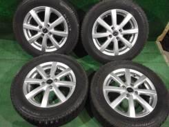 (Комплект 4862)Bridgestone Revo 2 195/65R15+диски Bridgestone Toprun