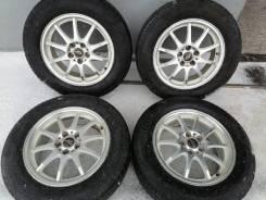 Отличное лето Pirelli 195/65 R15 на литье Atech 5/100