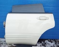 Дверь задняя левая в сборе [цвет - 1N2] Subaru Forester SF5 #9