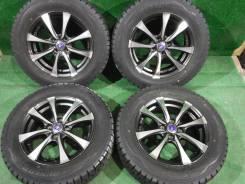 (Комплект 4894)Dunlop Winter Maxx WM01 195/65R15+диски Weds Galeria