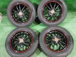 (Комплект 4905)Dunlop Wintermaxx 185/60R15+диски BadX S-Hold