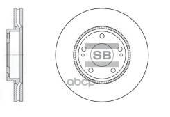 Диск Тормозной, Передний Sangsin brake арт. SD1048 SD1048
