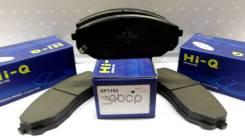 Колодки Тормозные Дисковые, Передние KiSorento 2.4/3.5/2.502-; Sangsin brake арт. SP1153
