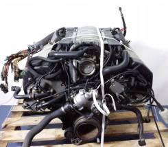 N62B44 Двигатель контрактный E53, E65