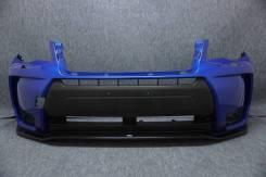 Бампер с губой STi Subaru Forester SJ SJ5 SJG